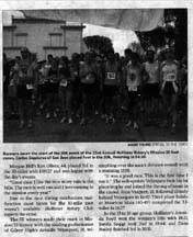Scan of a Morgan Hill Newspaper article by writer Angie Young