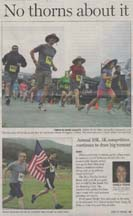 Article in the Morgan Hill Times by writer Angela Young