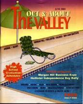 Cover of June 04 Out & About The Valley