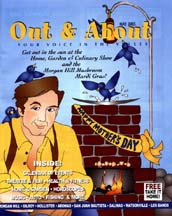 Cover of the May 2005 issue of Out and About the Valley