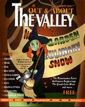 Cover of Oct 04 Out & About The Valley