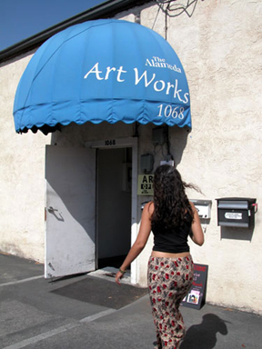 The Alameda Art Works