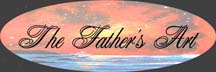 """The Fathers Art"" logo for artist Angela Young"
